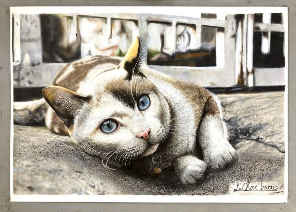 イロドリアルのメンバー・長靴をはいた猫さんの作品