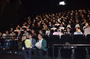 男性向け「すみっコぐらし」上映会の全貌は? 観客のほぼ全員が笑顔