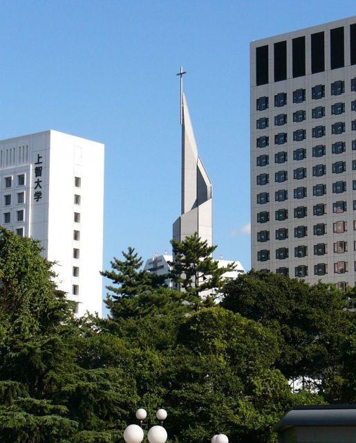 上智大学四谷キャンパス