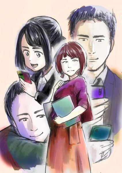 漫画:じゅん/外資系マンガ家(@principaljun) 編集:コミチ(@comici_jp)