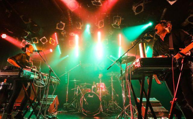 「Re-TROS」のライブ会場の風景