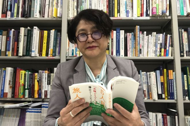 『5人目の旅人たち「水曜どうでしょう」と藩士コミュニティの研究』(慶應義塾大学出版会)を出版した東京都市大学の広田すみれ教授
