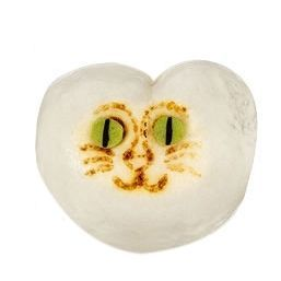 白猫(プレーン生地・クリームチーズあん)