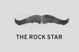 Movember公式サイトには推奨されるさまざまな口ひげが紹介されている