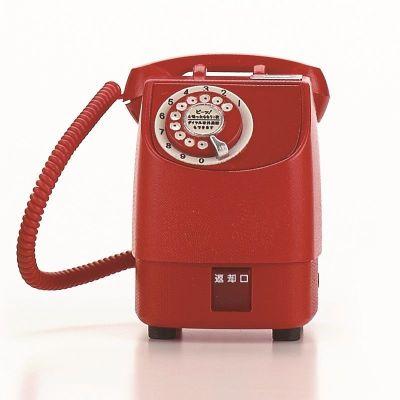 新形赤電話機=1971年=のカプセルトイ