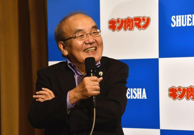 「(40年間)本当によく続いた」と笑顔の中野和雄さん
