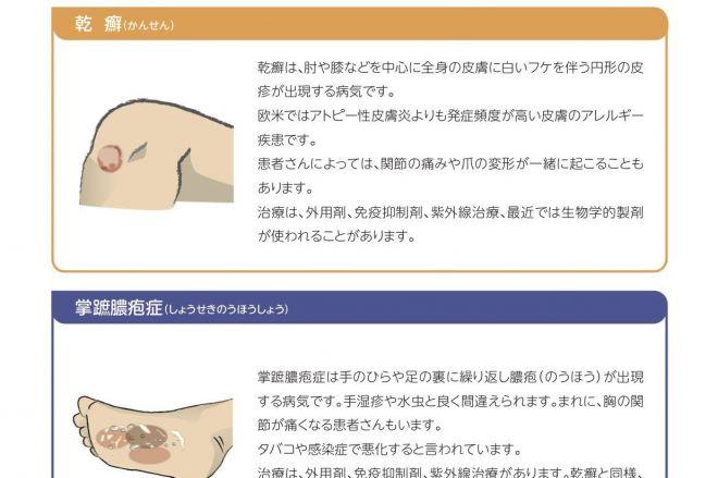誤解の多い皮膚の病気をメインに解説した「SNS医療のカタチ」