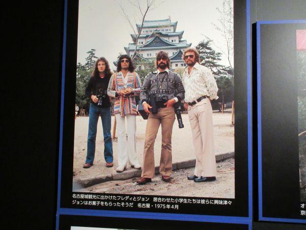名古屋城観光をするオフショット=2020年1月15日、日本橋高島屋