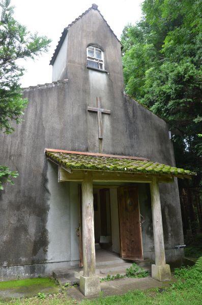 林田さんが暮らした児童養護施設があった里山の周辺