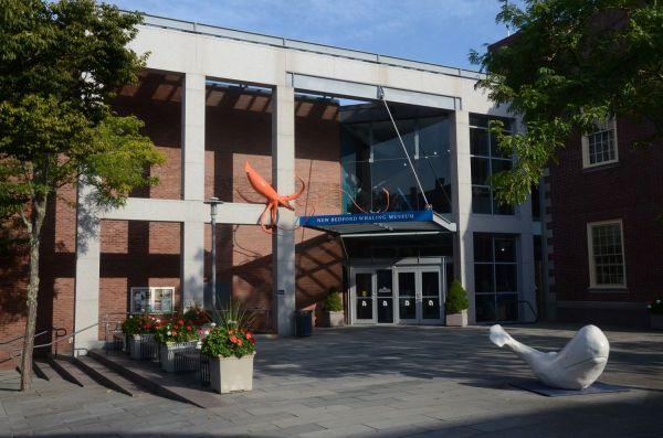 ニューベッドフォード捕鯨博物館
