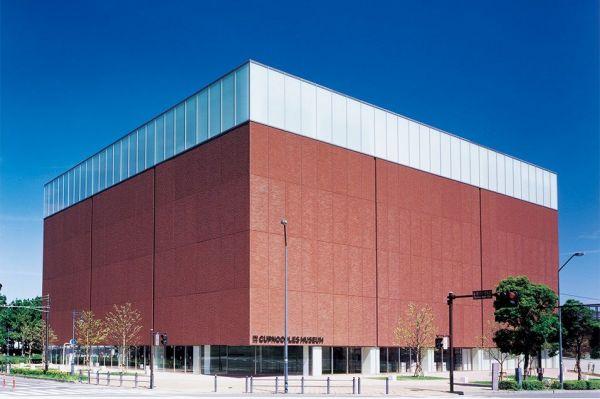 横浜市にあるカップヌードルミュージアム