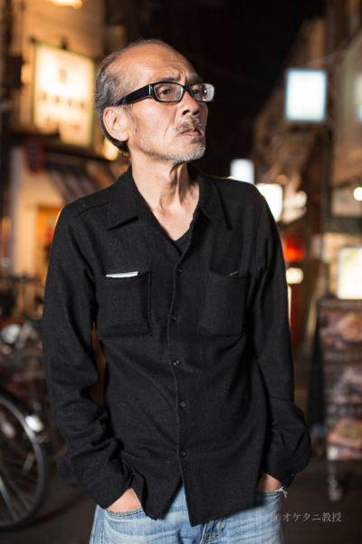 オケタニ教授が撮影する「夜景おじさん」