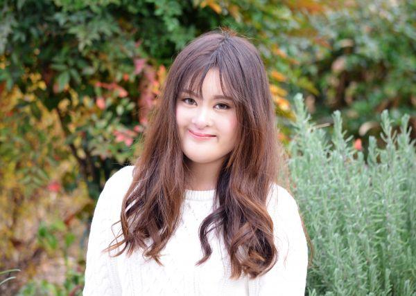 重度の口唇口蓋裂で生まれた小林栄美香さん