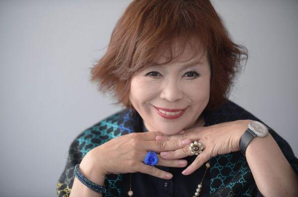 1970年代、関西で女性コンビとして頭角を現した上沼恵美子=2019年7月1日、大阪市福島区、滝沢美穂子撮影