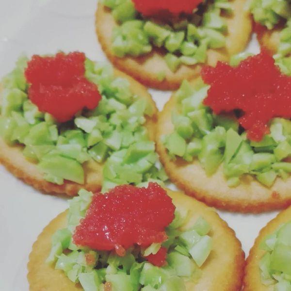 インスタグラムでは、明太子料理も紹介している