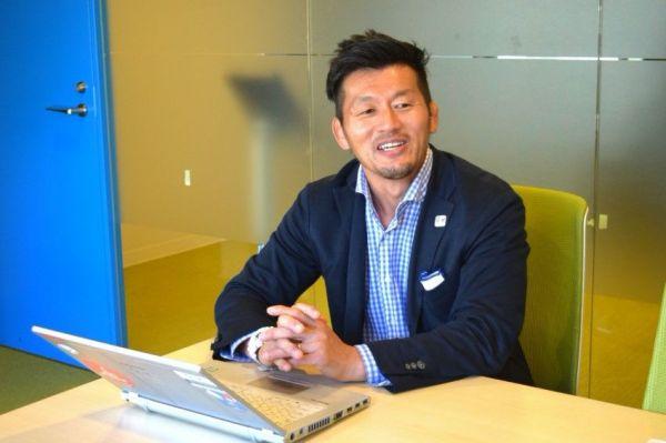 2007年にライオンからリクルートHRマーケティング(現リクルートジョブズ)に転職し、現在は東京2020組織委員会に出向中の朱さん