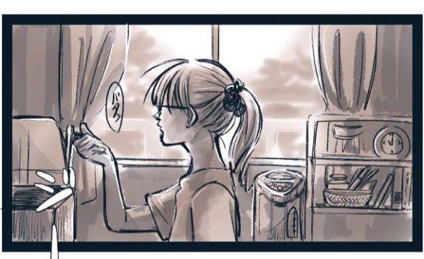 ハルノナツミさんがツイッターに投稿した漫画「お分かりいただけただろうか」