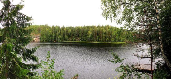 ヌークシオ湖=フィンランド・エスポ―