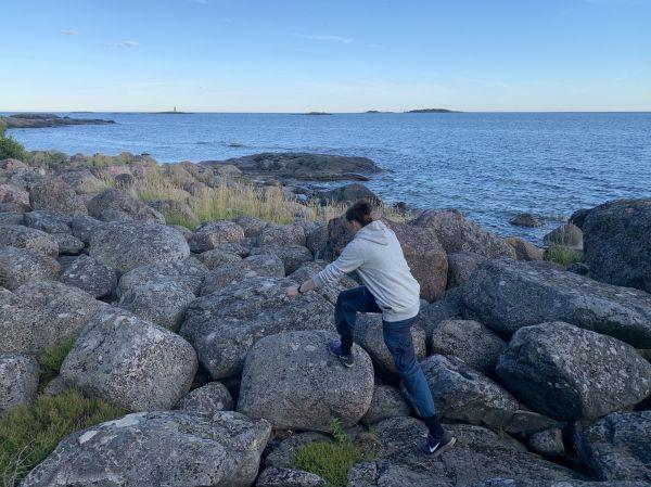 フィンランドのペッリンゲ諸島=森下圭子さん撮影・提供
