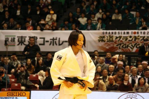 31歳の時に現役引退をした松本さん=ベネシード提供