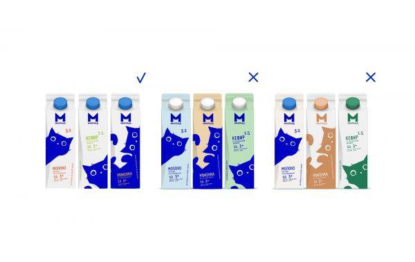 パッケージが話題になったロシアの乳製品