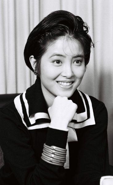 NHKの朝のテレビ小説「凛凛と」にも出演していた荻野目洋子さん