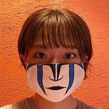 35th 悪魔のマスク ルーク篁参謀