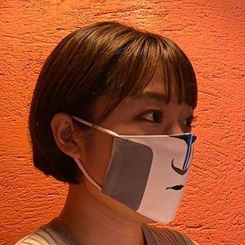 35th 悪魔のマスク デーモン閣下