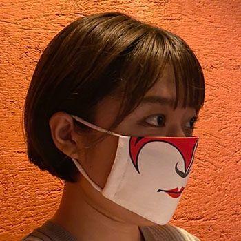 35th 悪魔のマスク エース清水長官