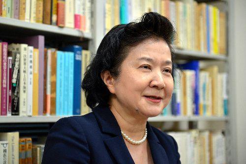 加藤陽子・東京大教授