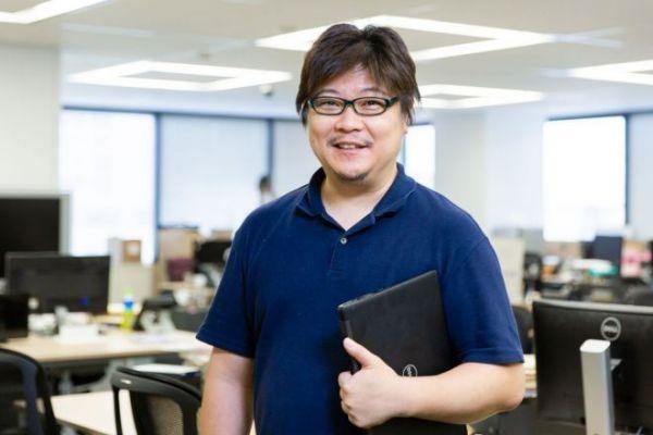 ねとらぼ副編集長の池谷勇人さん=栃久保誠撮影 、記事は出典から