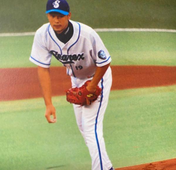 元横浜ベイスターズ投手の染田賢作さんの2軍時代
