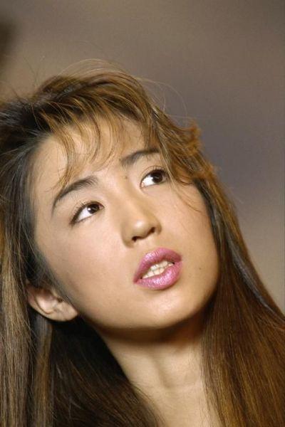 飯島愛さん=1994年