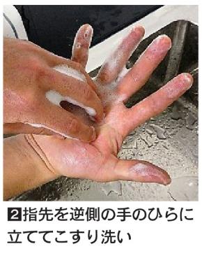 効果的な手洗い2