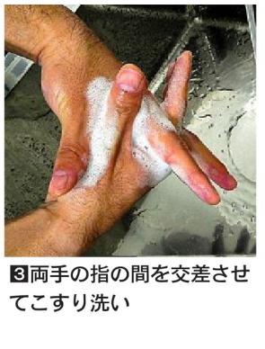 効果的な手洗い3