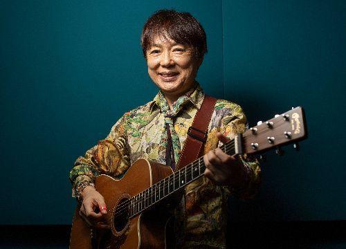 第7代歌のお兄さんの坂田おさむさん