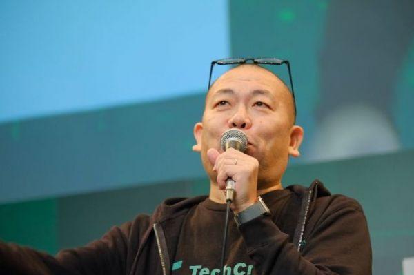 吉田ヒロさん。IT系専門誌の編集長を経て、2018年よりTechCrunch Japan3代目編集長に就任。写真提供=TechCrunch Japan