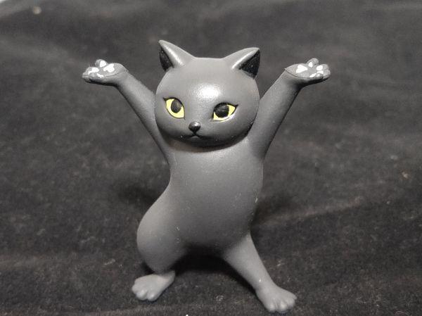 「ネコのペンおき」クロネコ