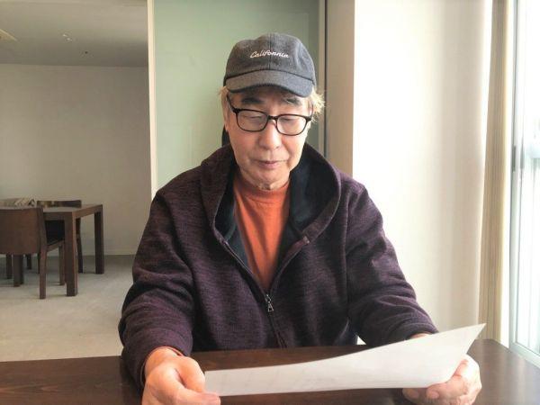 ドラマは「蛭子さん殺人事件」(フィクション)として放送される