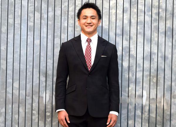 2019年に現役引退後、コンサルティング会社のリード・イノベーションに転職をした森田洋介さん。