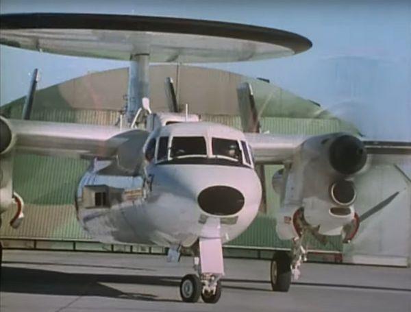 E2C早期警戒機=1986年