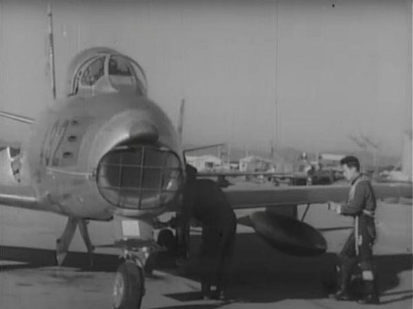 F86F戦闘機=1959年