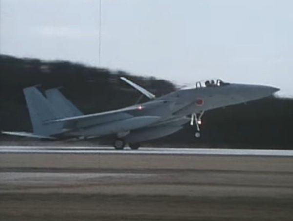F15J戦闘機=1981年