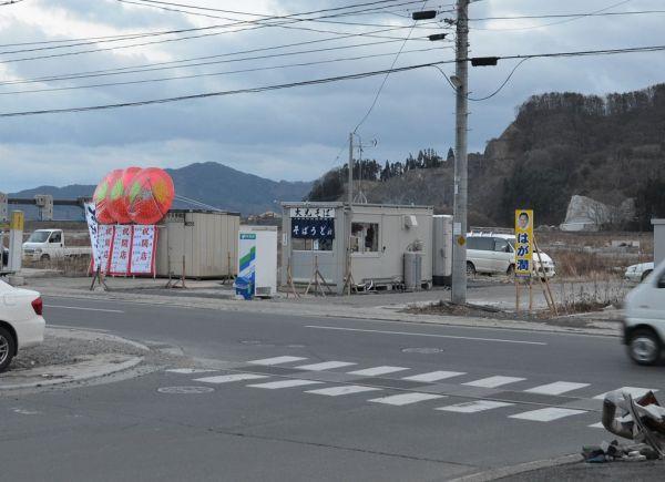 2012年12月、市街地に飲食店がほとんどない頃に「大光そば」は開店した
