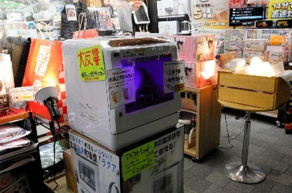 サンコーが輸入販売している卓上食器洗い乾燥機は「家電批評オブ・ザ・イヤー2020」を受賞