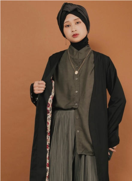 アウファさんがデザインを手がけたファッション