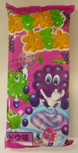 1999年の「ねるねるねるね」のパッケージ
