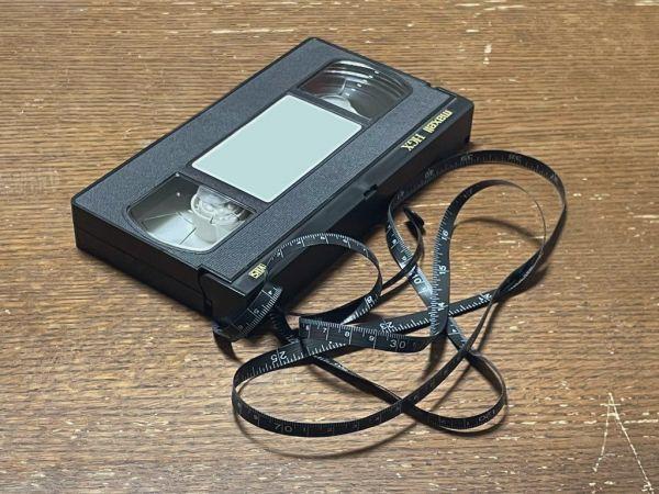 VHSテープのような「『あの日の絶望』が味わえるメジャー」