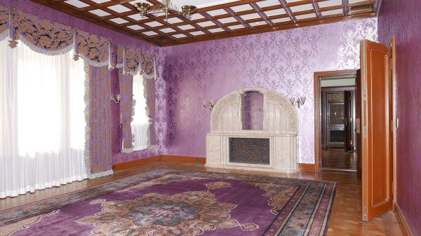 旧前田家本邸の夫人室
