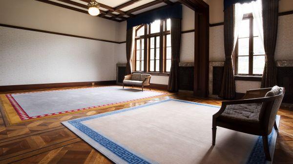 旧前田家本邸の長女居室